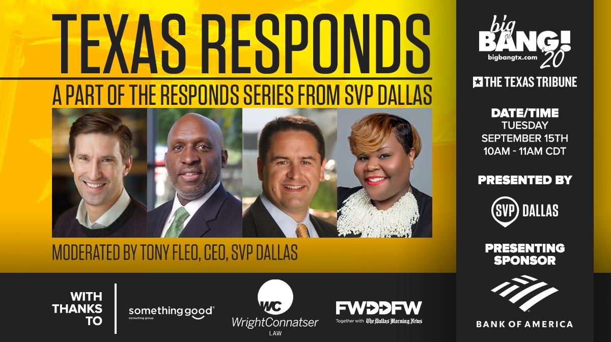 [Partner Program] Texas Responds presented by SVP Dallas