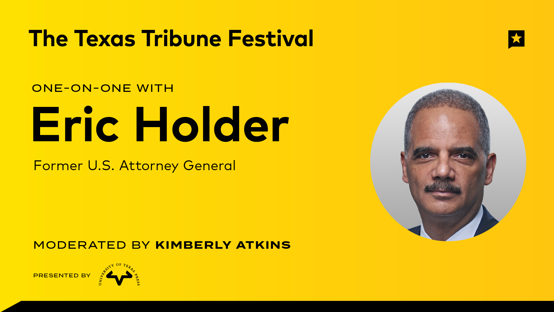 One-on-One with Eric Holder