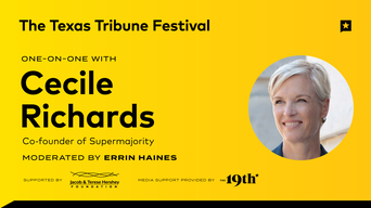 One-on-One with Cecile Richards