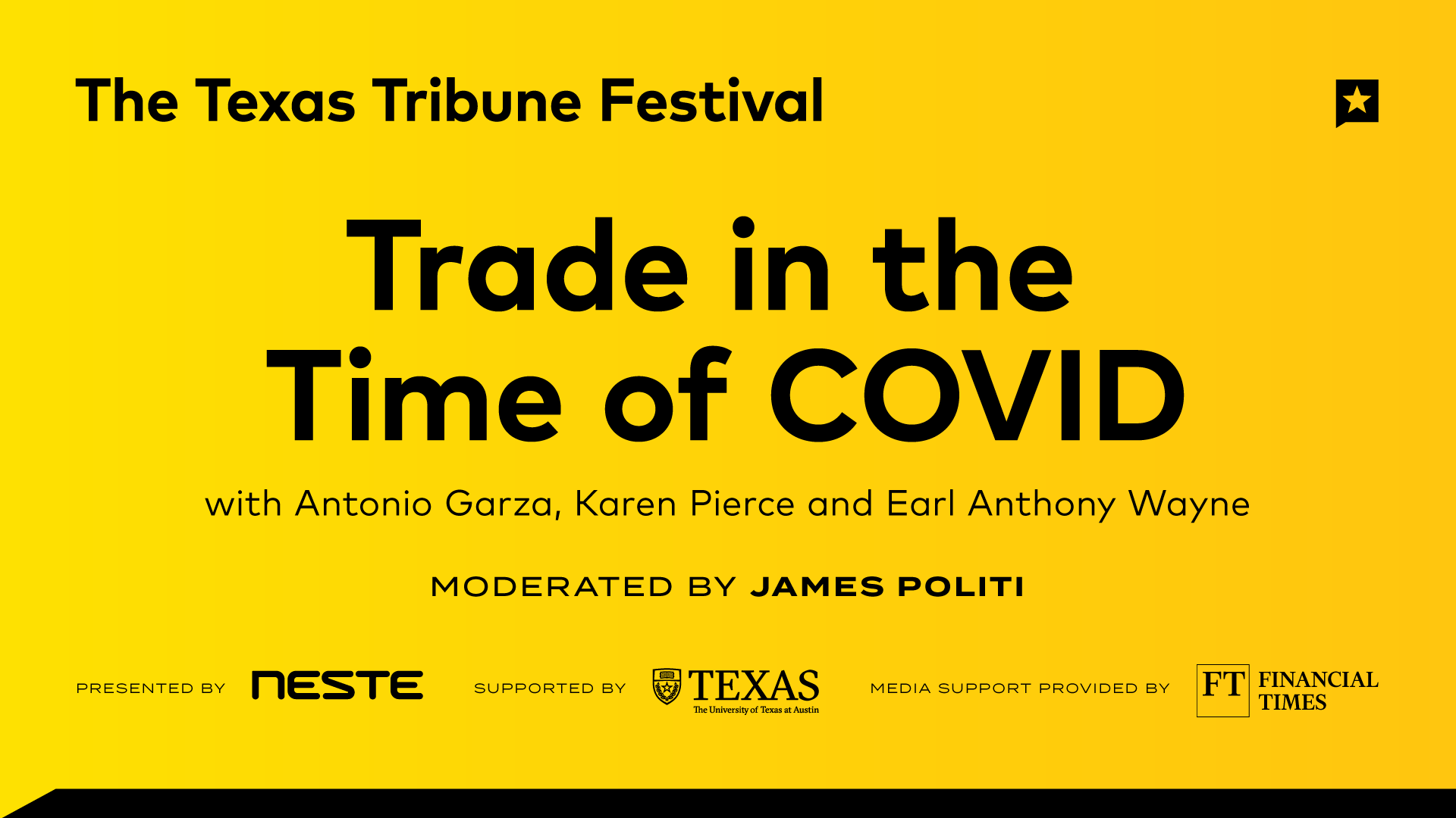 Trade in the Time of COVID