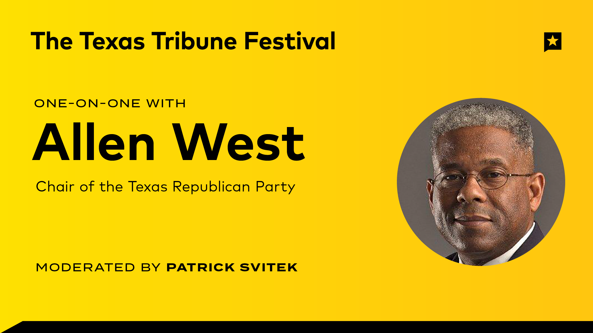 One-on-One with Allen West