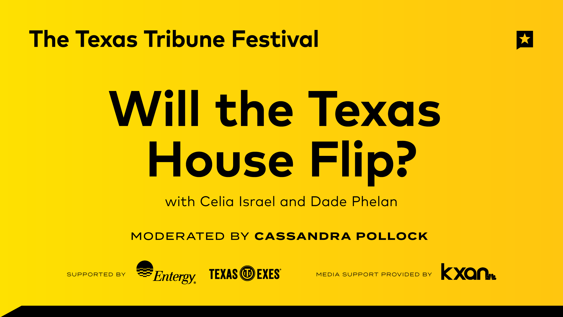 Will the Texas House Flip?